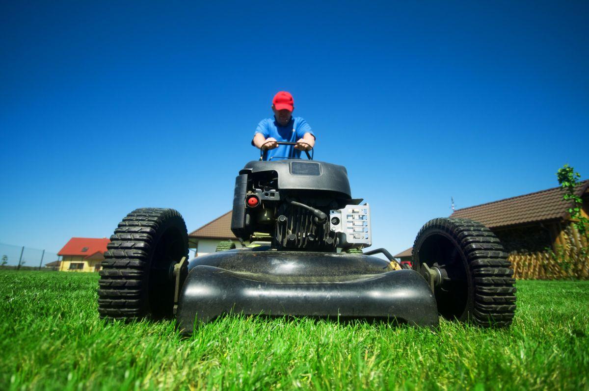 nawadnianie i przycinanie trawników Białystok